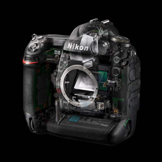 Nikon-D5-X-Ray