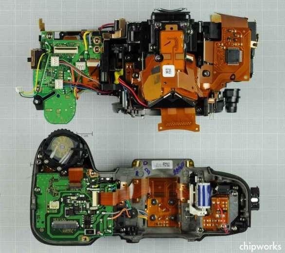 Nikon-D7000-dezmembrat-2
