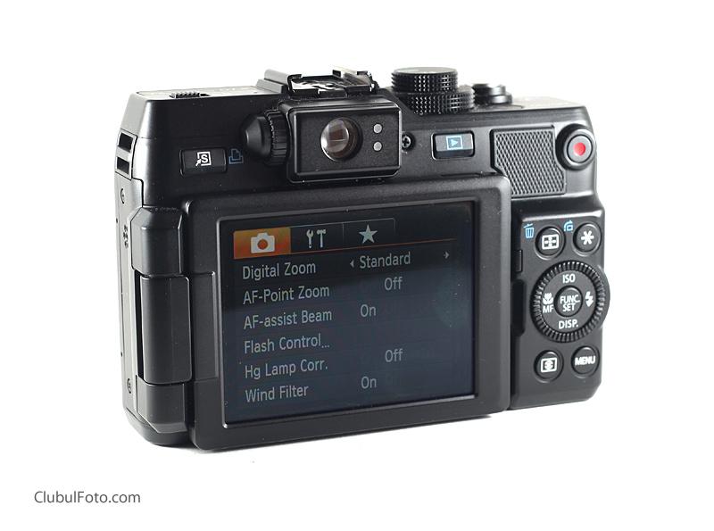 Canon G1X - Spate