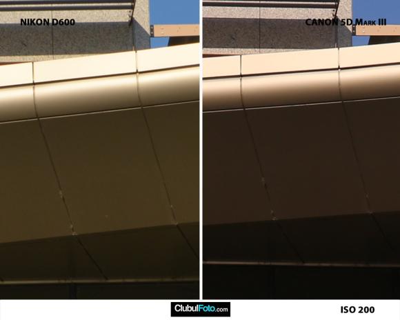 Nikon D600 vs. Canon 5D III iso-200