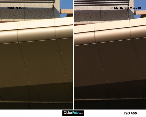Nikon D600 vs. Canon 5D III iso-400