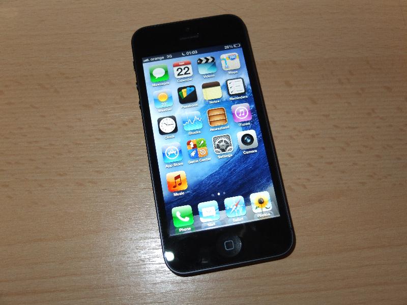 test iphone 5 pentru fotografi