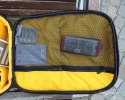 Kata GearPack 60 in interior
