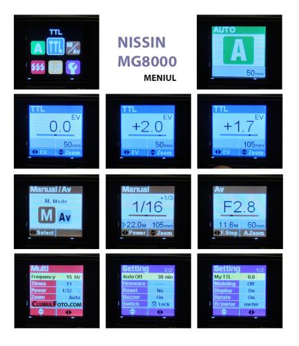 meniul-lui-nissin-mg8000