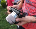 Sony NEX 5R hands on