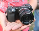 Sony NEX 6 hands on