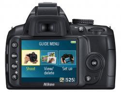 Nikon D3000 Promotie