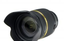 Tamron 18-270mm f/3.5-5.6 VC