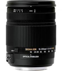 Sigma 18-250mm f/3.5-5.6