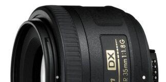 Nikon 50mm f/1.8 G
