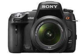 Sony Alpha A-500