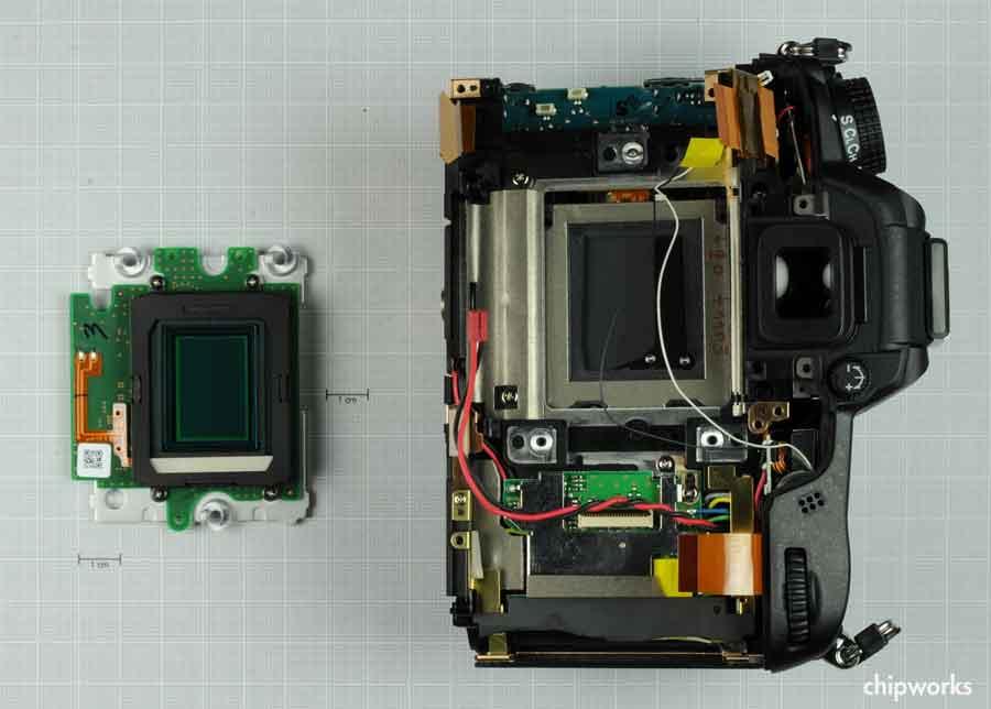 Anatomia unui Nikon D7000