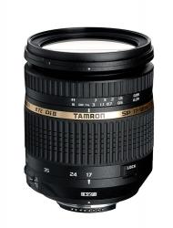 Obiectivul Tamron 17-50mm f/2.8 VC