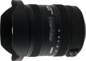 Sigma 12-24mm f/4.5-5