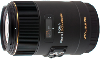 Sigma Macro 105mm f/2.8 DG OS HSM