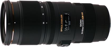 Sigma 50-150mm f/2.8 APO DC OS HSM