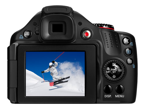 Canon SX30 IS