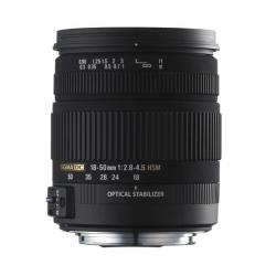 Sigma 18-50 f/2.8-4.5 DC OS HSM