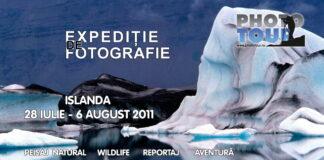 Phototour in Islanda