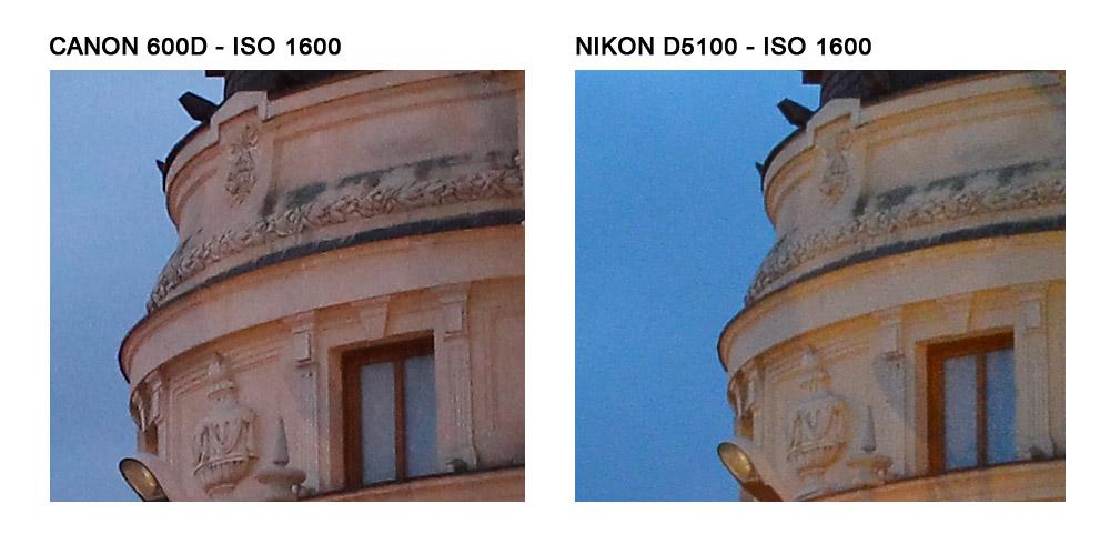 ISO 1600 - Click pentru zoom 100%