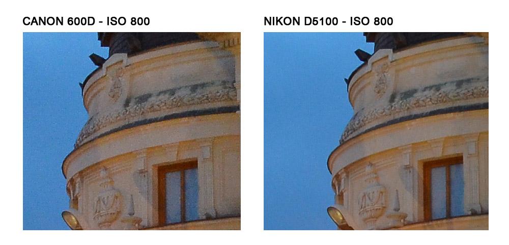 ISO 800 - Click pentru zoom 100%