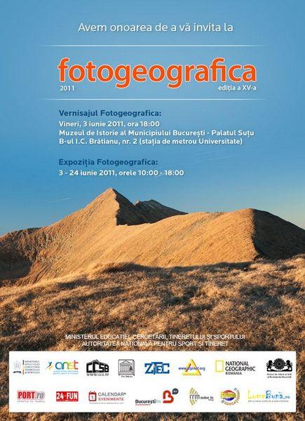 Invitatie Fotogeografica 2011