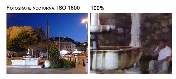 Fotografie nocturna ISO-1600