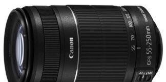 Canon 55-250mm f/4-5.6 IS II