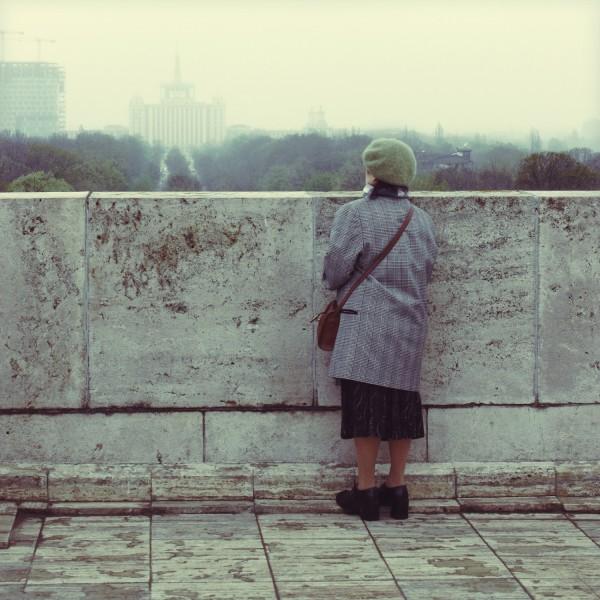 """""""Oras Dupa '89-Bucuresti"""" de Ionescu Ina"""
