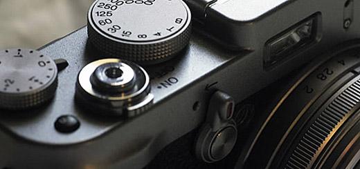 Fuji X100 - Controlul timpului de expunere