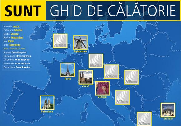 Nikon: Sunt Ghid De Calatorie