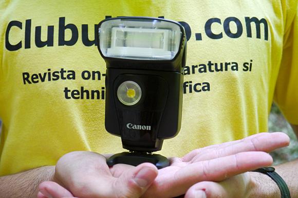 Blitz Canon 320EX