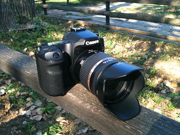 Tamron 18-270mm PZD pe Canon 50D
