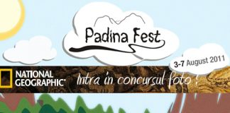Concurs Padina