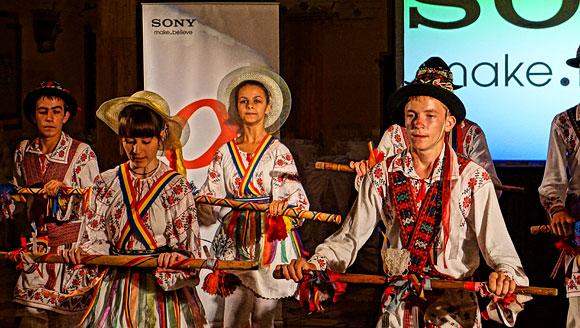 Sony NEX-7 cu ISO 1600