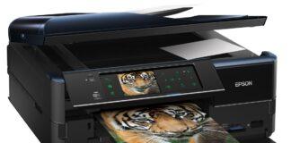 Imprimanta foto multi-functionala Epson PX830 FWD