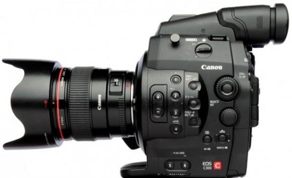 Canon EOS-C300