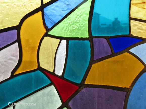 Reproducerea culorilor - un mozaic de sticla - Canon SX40 HS