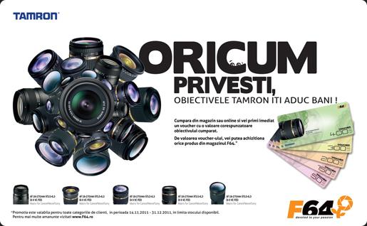 Promotie Tamron
