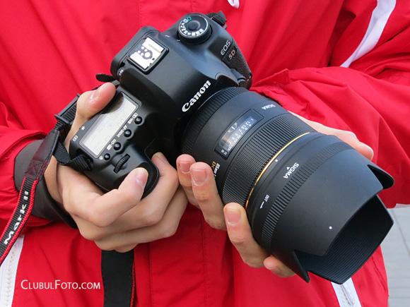 Cu Sigma 85mm f/1.4
