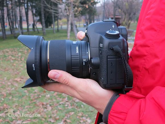 Sigma 20mm f/1.8 EX DG