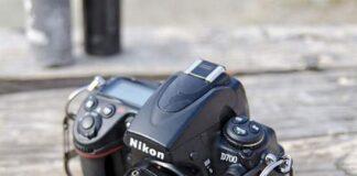 Nikon D700 in Armata Americana