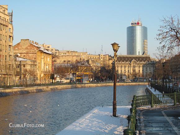 Cu Canon SX150, intr-o dupa-amiaza senina de iarna (imediat inainte de apus)