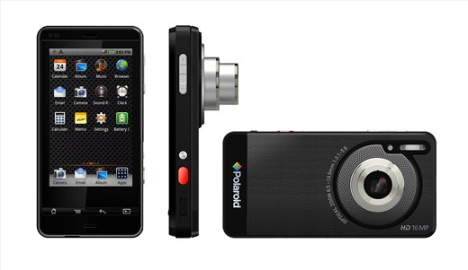 Prima camera Polaroid cu sistem de operare Andoird