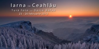 Iarna in Ceahlau