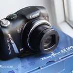 Canon SX150 IS