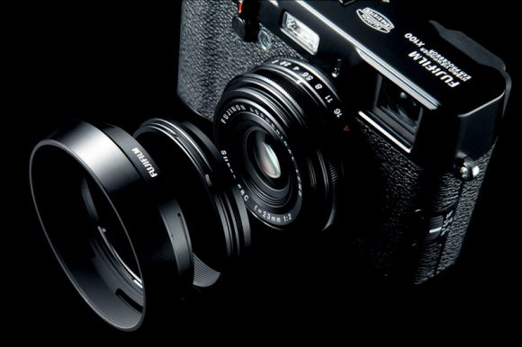 Fuji X100 Black Limited Edition