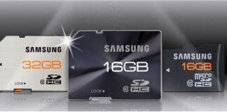 Carduri SD Samsung