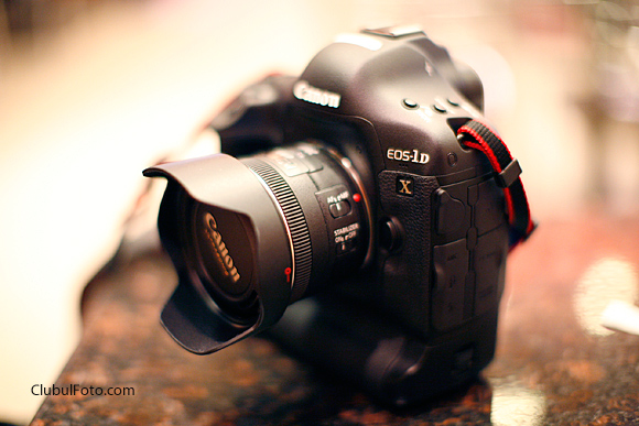 Canon 1Dx si noul obiectiv de 35mm cu stabilizare de imagine
