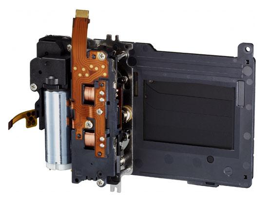 Obturatorul de pe Canon 5D Mark III